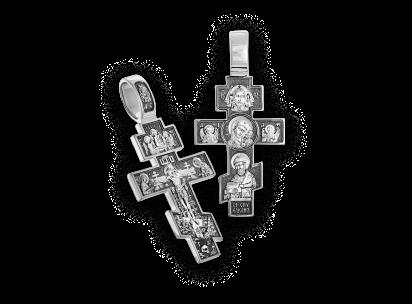 Крестики на крестины