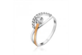 Серебряное кольцо (385)