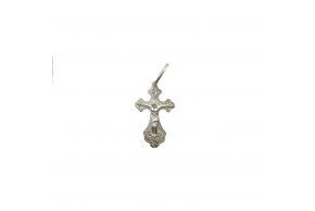 Серебряный крестик (3531б)