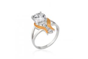 Серебряное кольцо (523к)