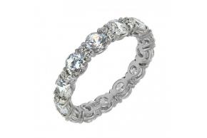 Серебряное кольцо (10145)