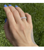 Серебряное кольцо (10145) - 2