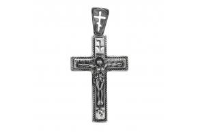 Серебряный крестик (3561Ч)
