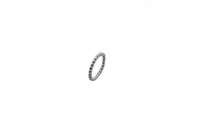 Срібна каблучка (10518)