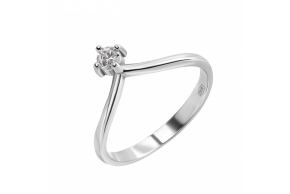 Серебряное кольцо (10502)