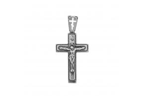 Серебряный крестик (3101МЧ ин)