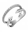 Серебряное кольцо (10445-1)