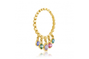 Золотое кольцо (КД4158/2SWCOLOR)
