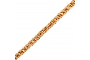 "Золотая цепочка ""Кардинал"" 5мм (1035-2)"